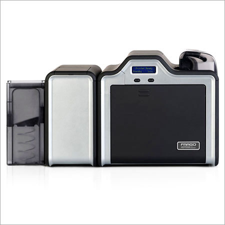 Fargo Dual Side Smart Card Printer