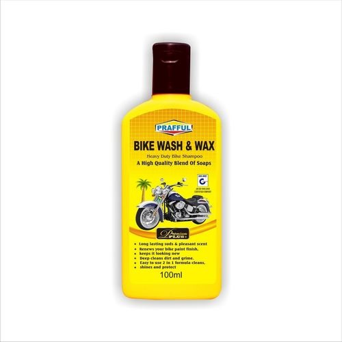 Premium Bike Wash & Wax