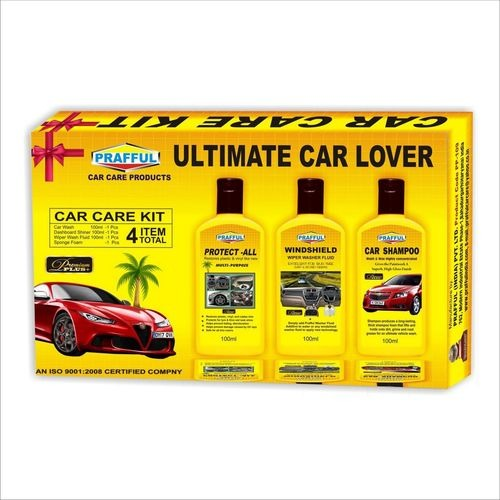 100 ML CAR KIt...IMAGES PROBLM