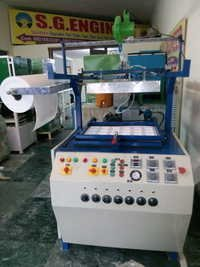 LOW MAINTENANCE THERMOCOL DONA PLATE MAKING MACHINE