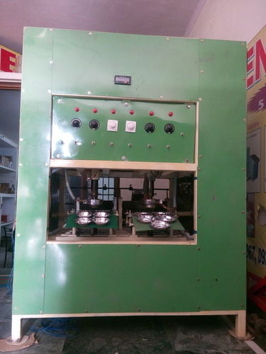 NO MAINTENANCE PAPER DONA PLATE CUP GLASS MAKING MACHINE