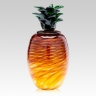 Pineapple Cremation Urn