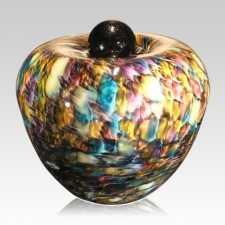The Feliche Glass Cremation Urn