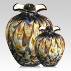 The Maila Glass Cremation Urn
