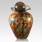 The Sparkling Glass Cremation Urn