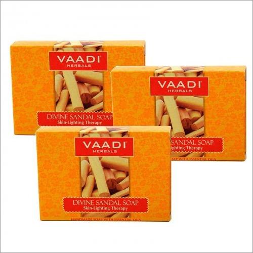 Handmade Divine Sandal Soap