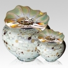 The Milano Chartreuse Cremation Urns