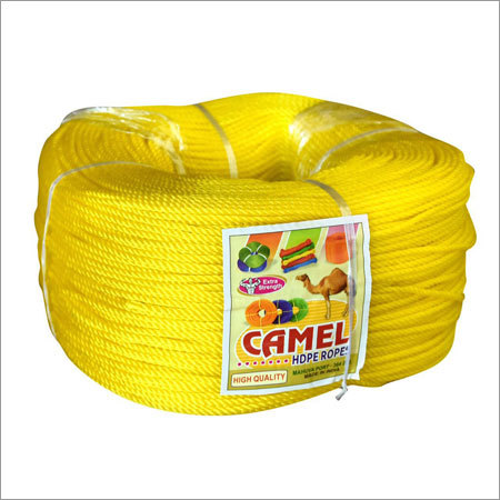 Double Twist Monofilament HDPE Ropes