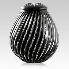 The Orion Glass Cremation Urn
