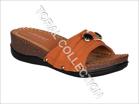 1e9ba2365 Ladies Leather Sandals - TORAL COLLECTION