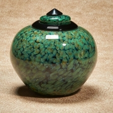 The Proton Glass Cremation Urn