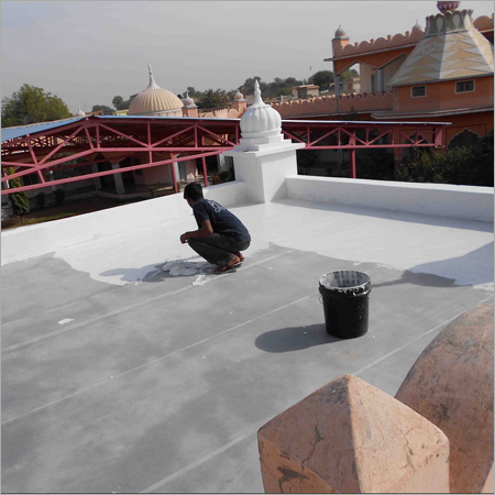 Roof Coating Component