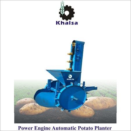 Automatic Potato Planting Machine
