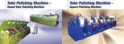 Round & Square Tube Polishing Machine