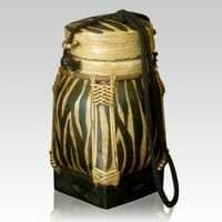 The Zebra Keepsake Cremation Urn
