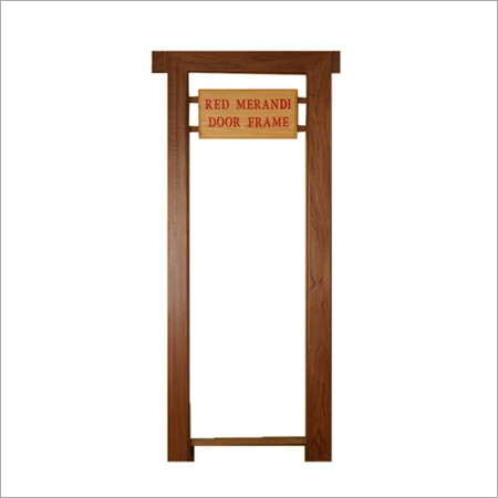 Red Merandi Door Frames