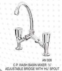 C.P.WASHBASIN MIXER 1/2