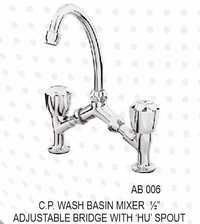 C.P. WASH BASIN MIXER 1/2