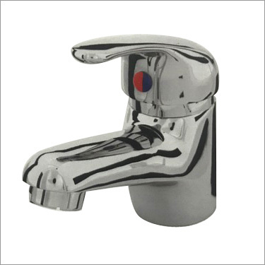 C.P. S/L BASIN MIXER WITH CLICK CLACK 1-1/4