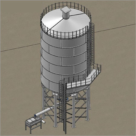 Cement Fabricated Storage Tank