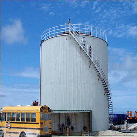 Vertical Fabricated Storage Tanks