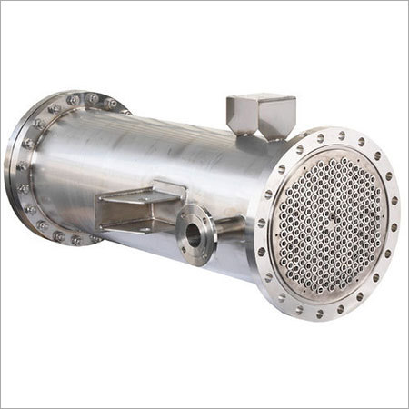 MS Fabricated Heat Exchangers