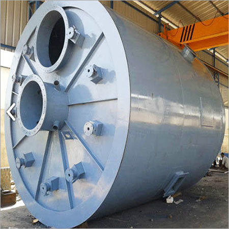 MS Fabricated Gasification Tanks