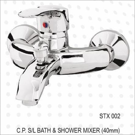 C.P. S/L BATH & SHOWER MIXER (40MM)