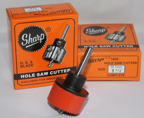 Sharp Hole Saw Cutter (Carbon)