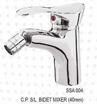 c.p. s/l bidet mixer(40mm)\