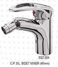 c.p. s/l bidet mixer(40mm)