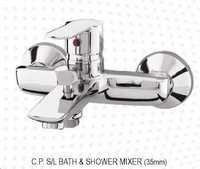C.P. S/L BATH & SHOWER MIXER (35MM)