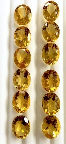 Natural Loose Citrine Gemstone
