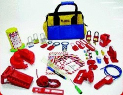 Lockout Tagout Kit