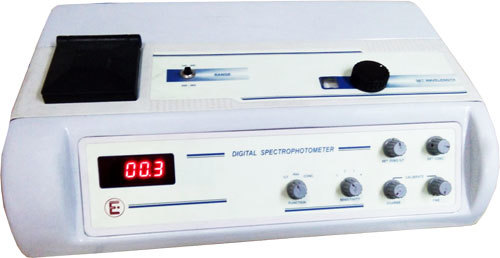 Digital Spectrophotometer 301 & 302