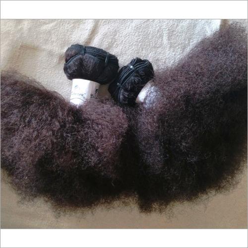African Kinky Curly Hair