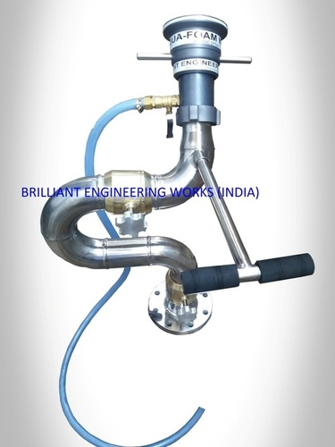 Stainless Steel Fixed Water Monitor