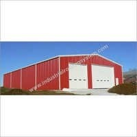 Warehouse Steel Structures