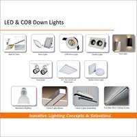 LED & COB Down Lights