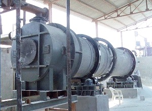 Rotary Dryer Plant