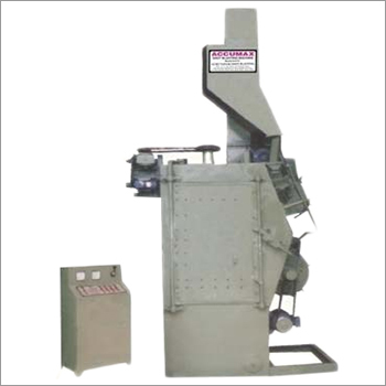 Accumax Single Hanger Shot Blasting Machine