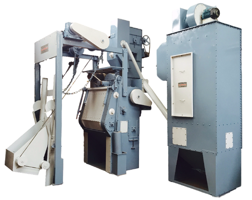 Tumblast Shot Blasting Machine