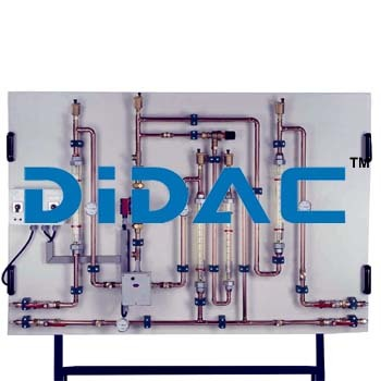 Three Way Mixing Valve Training Unit