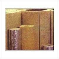 Rockwool Pipe Section