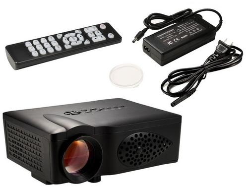 LP-03 Portable 3D Led Projector