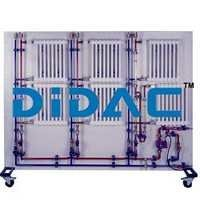 Hydronic Balancing Of Radiators Unit