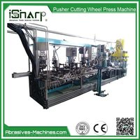 150-230mm Cutting and Grinding Wheel Making Machine