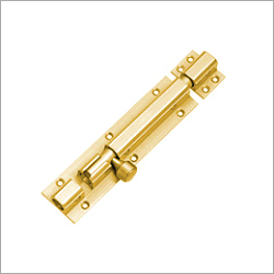 Brass Hex  Tower Bolt