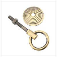 Brass Gate Hook