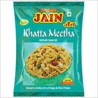 Khatta Meetha Indian Snacks